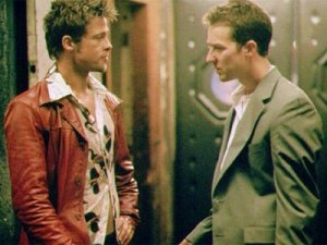 Tyler Durden / The Narrator