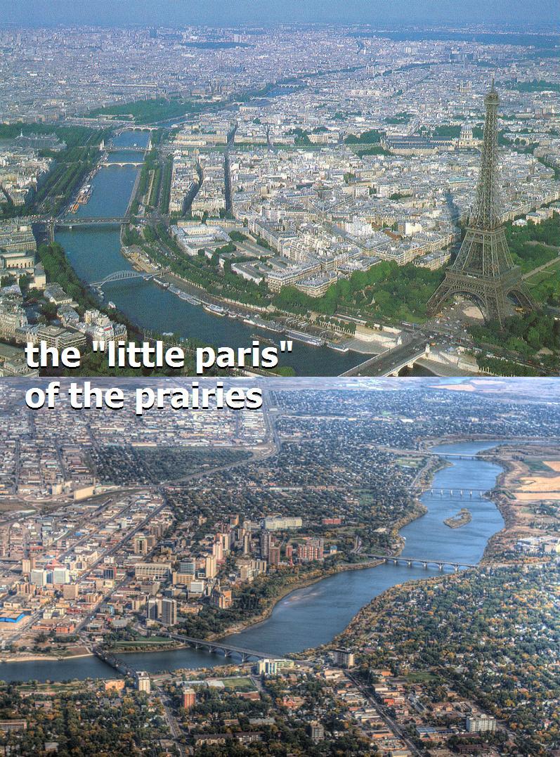 the little paris of theprairies